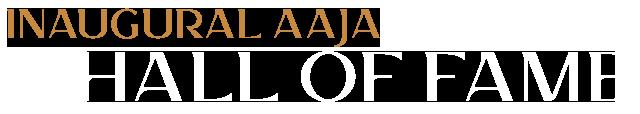 Inaugural AAJA Hall of Fame